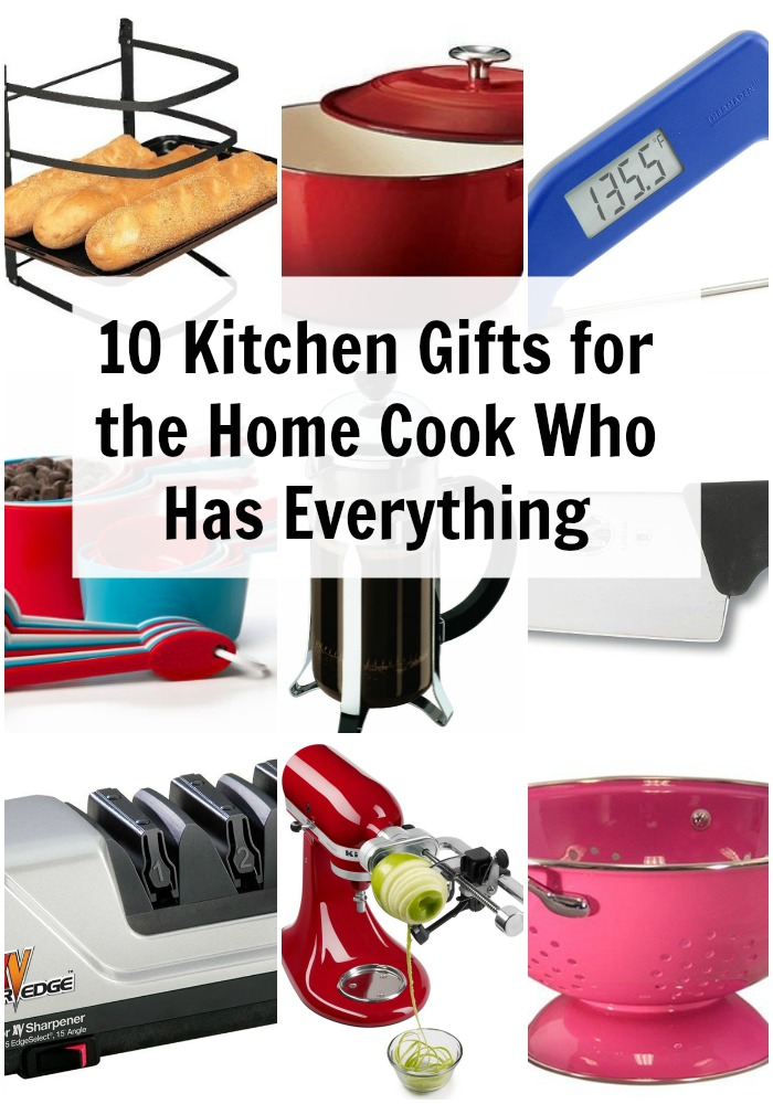 10 Kitchen Gifts for the Home Cook Who Has Everything